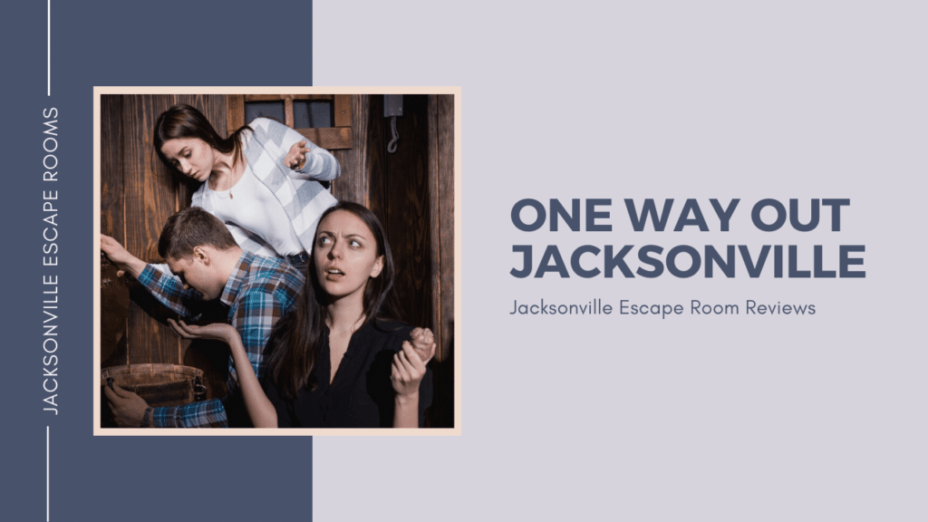 one way out jacksonville featured