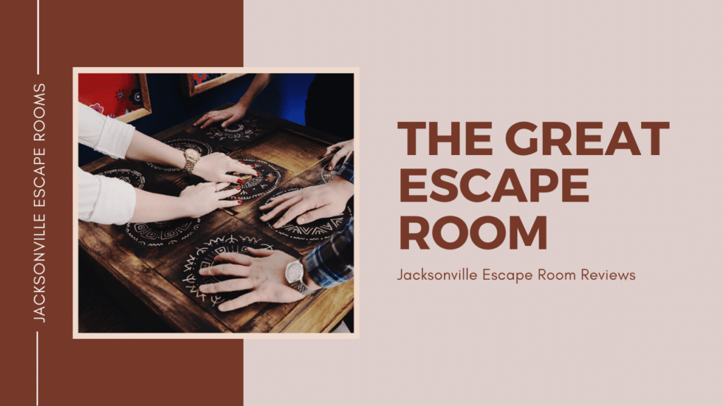 the great escape room featured