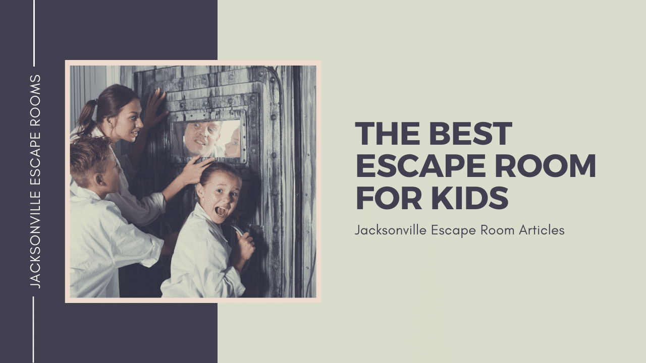 escape room for kids featured